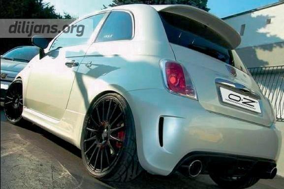 Диски OZ Racing SUPERTURISMO GT
