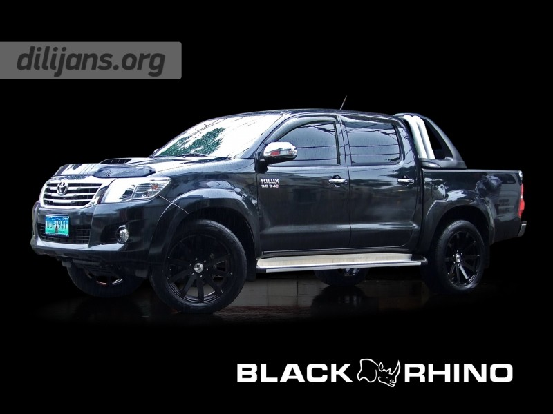 Диски BLACK RHINO TRAVERSE