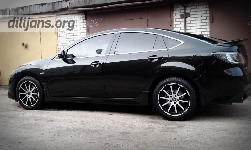 Диски MK Forged Wheels MK-08 Course