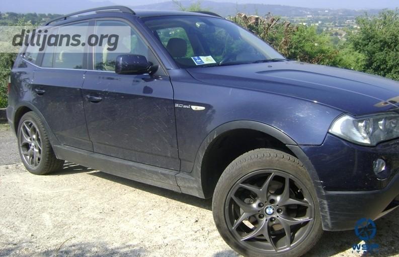 Диски BMW W669 Holywood