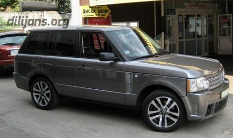 Диски LAND ROVER W2355 ARES