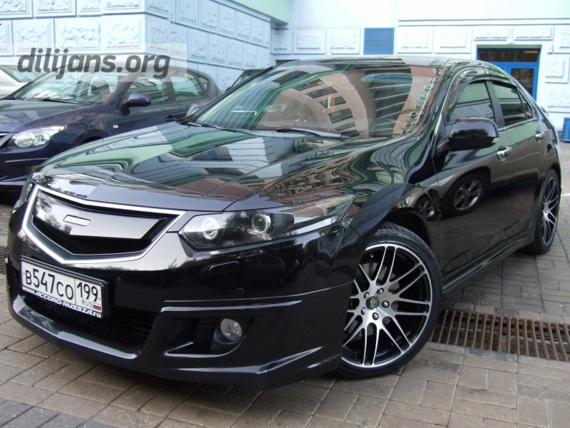 диски Vindeta Presto R19 на Honda Accord Mugen Power