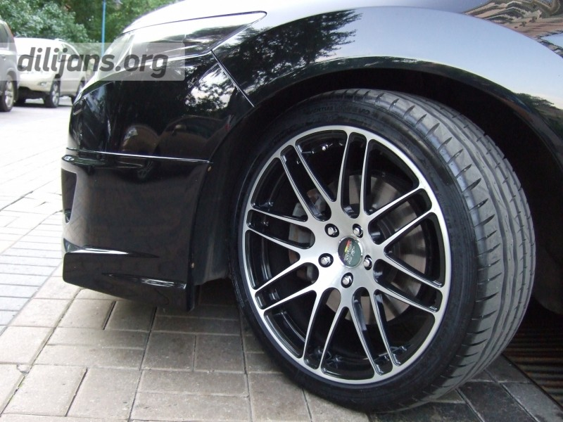 диски Vindeta Presto R19 на Honda Accord Mugen Power