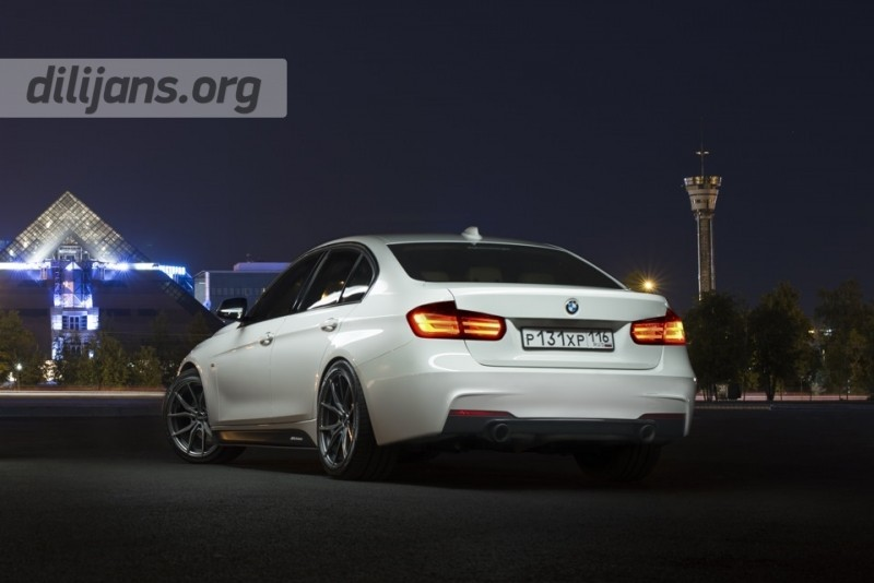Кованые диски Vindeta Rizzo R19 на BMW F30