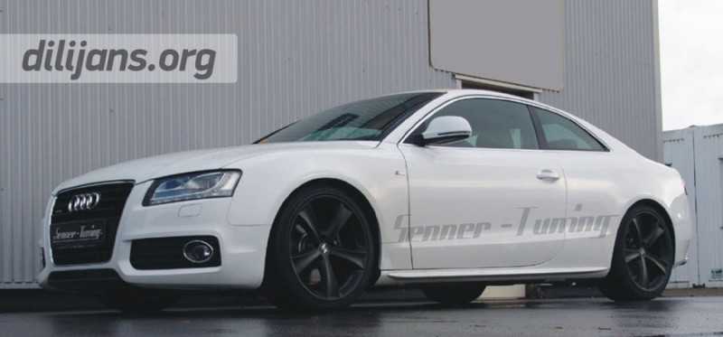 Диски etabeta Tettsut black R19 на Audi A5/S5