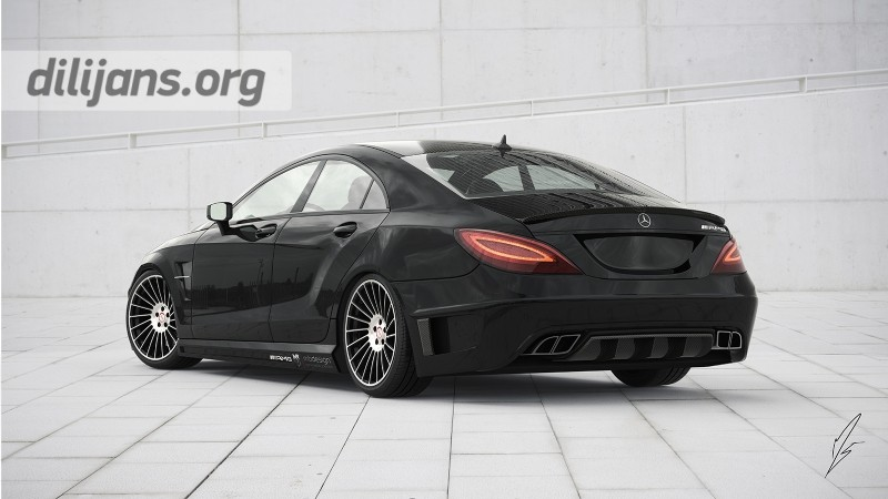 Диски EtaBeta Venti-R Mercedes-Benz CLS AMG