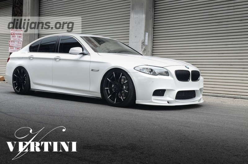 диски Vertini Flying Black R20 на BMW F10
