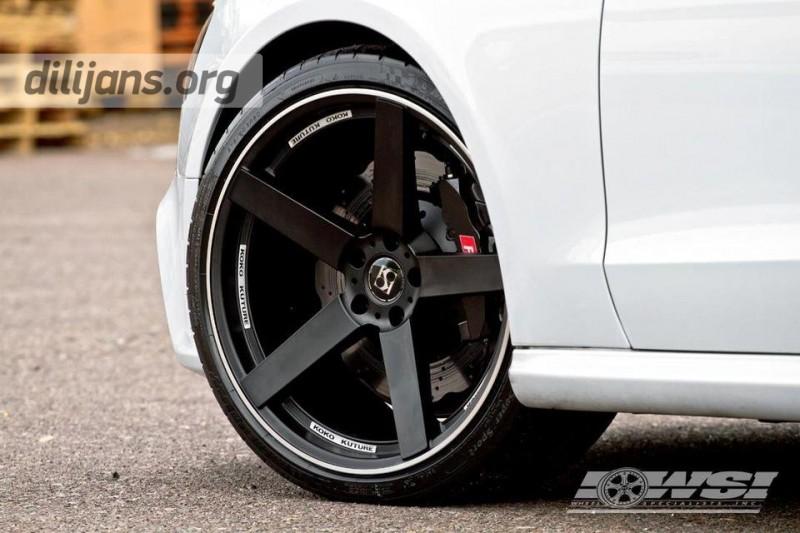 диски Koko Kuture Sardinia-5 Black на Audi S5