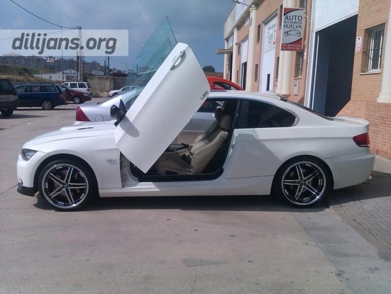 диски Vertini Fairlady на BMW 3-series coupe E92