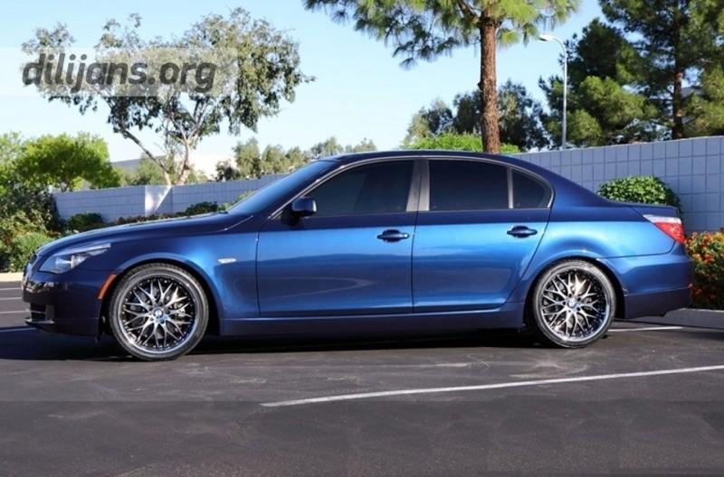 диски Vertini Riviera-S на BMW 5 series
