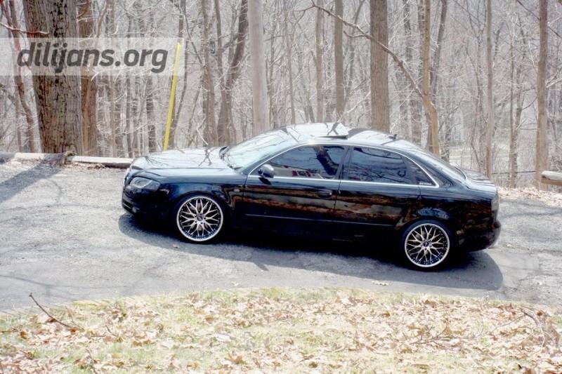 диски Vertini Riviera-S на Audi A4