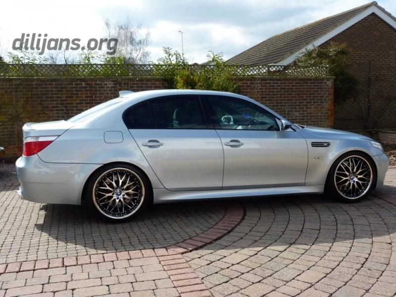 диски Vertini Riviera-S на BMW M5