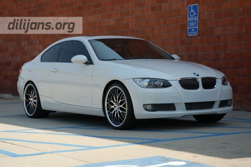 диски Vertini Wheels Riviera-S на BMW 335 Coupe