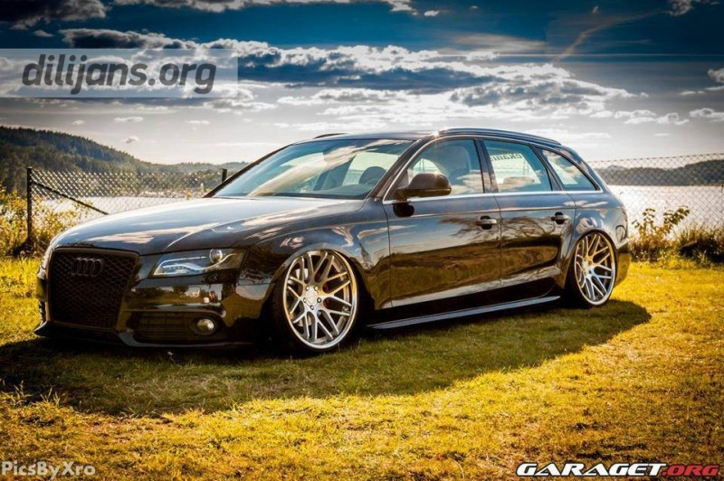 диски Vertini Magic Silver на Audi A4
