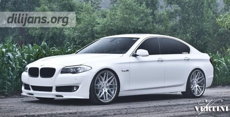 диски Vertini Magic Silver на BMWF10