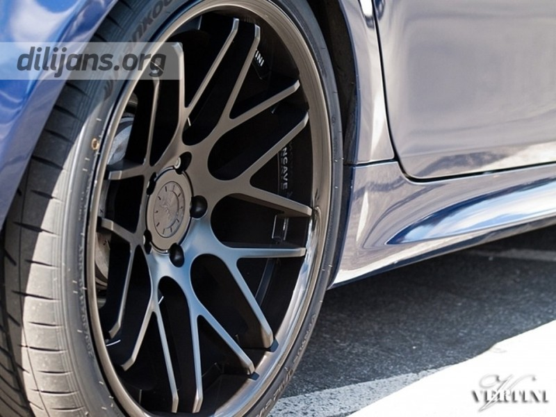 диски Vertini Magic (Matt Black) на BMW M5