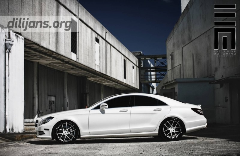 диски Avantgarde Wheels M510 на Mercedes Benz CLS550