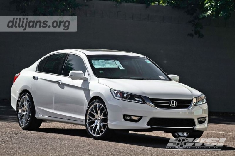 диски Giovanna Kilis Chrome на Honda Accord Sedan