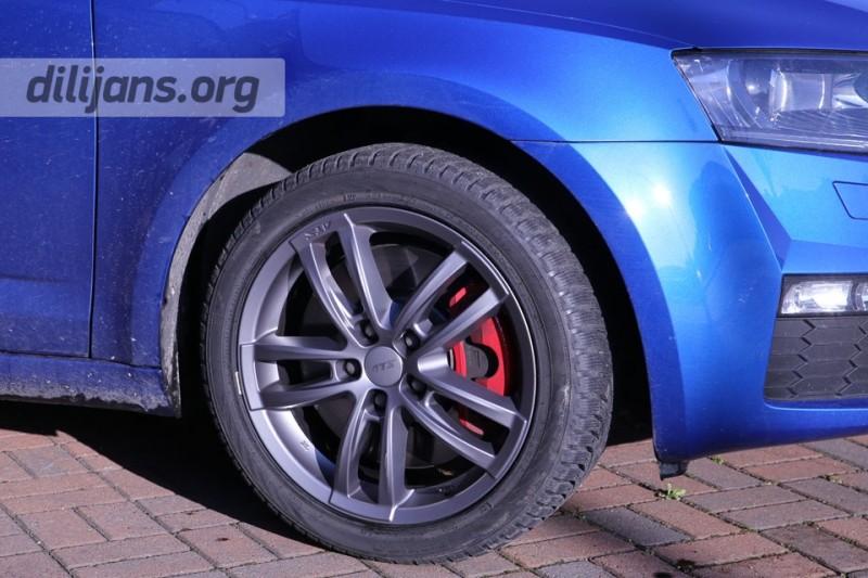 диски ATS Radial Racing Grey