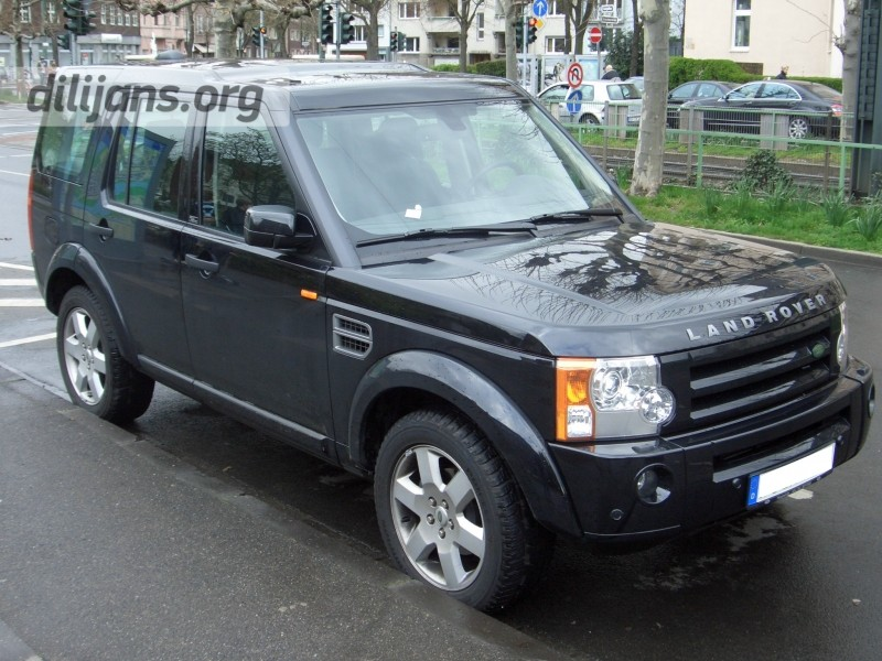Диски LAND ROVER LR11