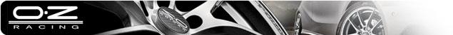 Каталог литых дисков OZ Racing