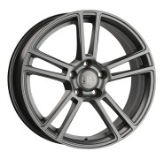 Фото диска 1000 MIGLIA MM1002 8x18 5/120 ET35 DIA 72.6 Matt Anthracite