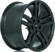Фото диска ATS Evolution 7.5x17 5/120 ET32 d72.6 Polar silver
