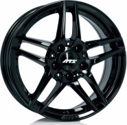 Фото диска ATS Mizar 6.5x16 5/112 ET38 DIA 66.6 DIAMOND BLACK