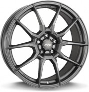 Фото диска ATS Racelight 8.5x19 5/130 ET49 DIA 71.6 Racing Grey