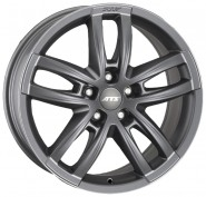 Фото диска ATS Radial 8.5x19 5/108 ET45 DIA 70.1 Racing Grey