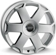 Фото диска AUDI W536 BOSTON 7.5x17 5/100 ET45 DIA 57.1 S