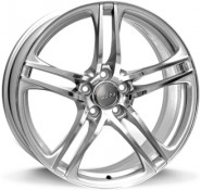 Фото диска AUDI W556 PAUL 8.5x19 5/112 ET45 DIA 57.1 DULL BLACK POLISHED