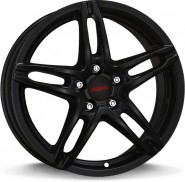 Фото диска Alutec Poison 4 6x16 4/98 ET40 DIA 58.1 Racing Black