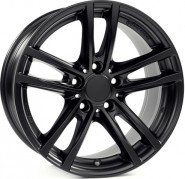Фото диска Alutec X10 8x17 5/120 ET30 DIA 72.6 Racing Black