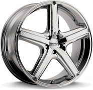 Фото диска American Racing AR883 7.5x17 5/108 ET40 DIA 72.6 Anthracite/Machined