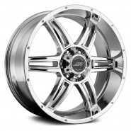 Фото диска American Racing AR890 9.5x22 5/127 ET35 DIA 78.1 Chrome