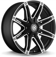 Фото диска American Racing AX193 9x20 5/115 ET18 DIA 72.6 Black/Machined