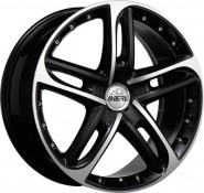 Фото диска Antera 501 Racing Black Front Polished