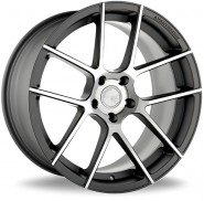 Фото диска Avant Garde Wheels M510 9x21 5/114.3 ET30 DIA 73.1 Machined Grey