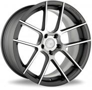 Фото диска Avant Garde Wheels M510 9x21 5/114.3 ET30 DIA 73.1 Machined Grey