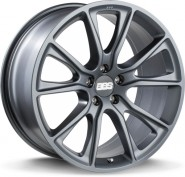 Фото диска BBS SV 9x20 5/120 ET35 DIA 82 Satin Black Diamond Cut