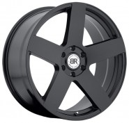Фото диска BLACK RHINO EVEREST matte black