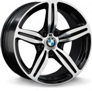 Фото диска BMW B58 7.5x17 5/120 ET43 DIA 72.6 BKF