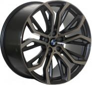 Фото диска BMW BR341 10.5x21 5/120 ET40 DIA 74.1 MG