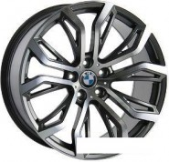 Фото диска BMW Concept B501 10x21 5/120 ET40 DIA 74.1 BKF