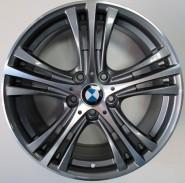 Фото диска BMW D407 8x18 5/120 ET32 DIA 72.6 MG