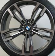 Фото диска BMW D433M 9.5x18 5/120 ET35 DIA 72.6 MG