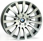 Фото диска BMW W663 Glazgo 8x17 5/120 ET34 DIA 72.6 ant.pol