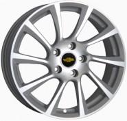 Фото диска CHEVROLET Concept GM503 6.5x15 5/105 ET39 DIA 56.6 SF
