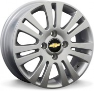 Фото диска CHEVROLET GM13 6x15 4/114.3 ET44 DIA 56.6 GM